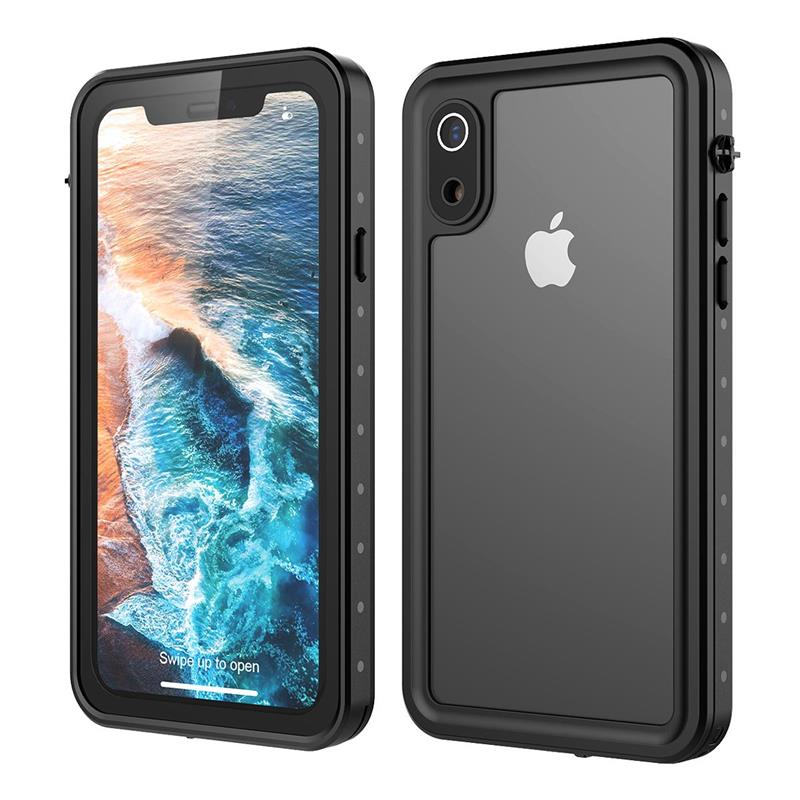 Redpepper For iPhone XR IP68 Waterproof case Shock Dirt Snow Proof Protection for iPhone 6.1