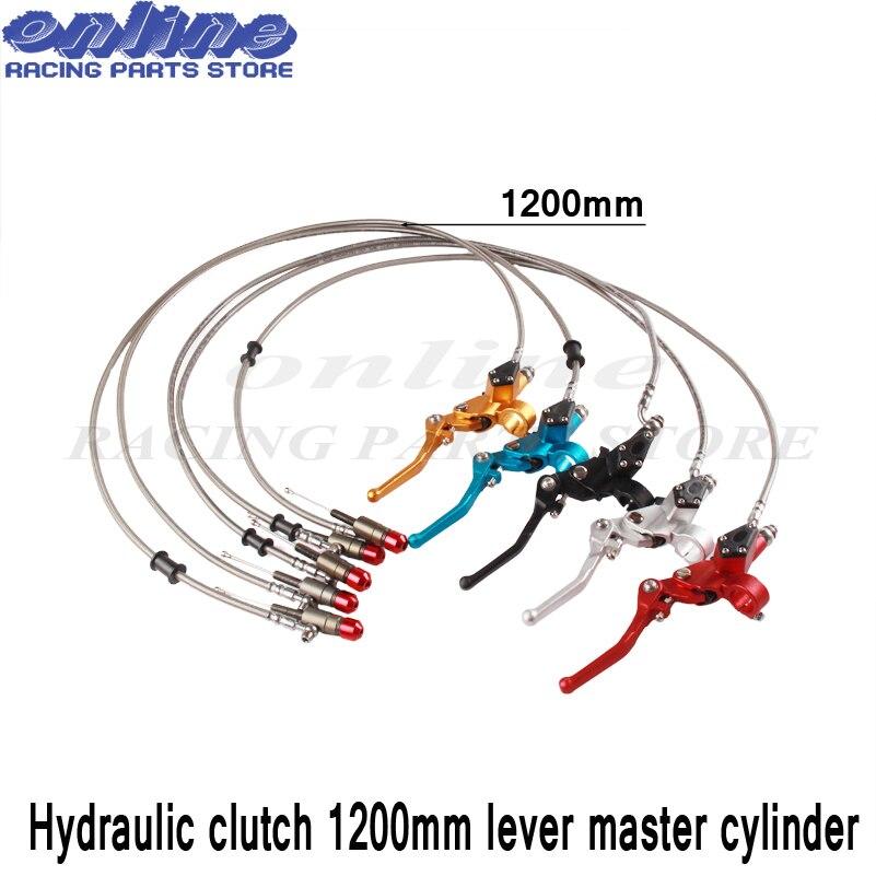 Yingshop Adjustable Clutch Cable fits Pit Dirt 4-stroke Bike 90cc 110cc 125cc 140cc TaoTao Sunl Baja