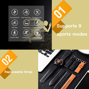 Image 4 - Смарт часы KOSPET Optimus Pro, 3 ГБ, 32 ГБ, Android 7,1, две системы, 800 мАч, камера, Wi Fi, GPS, 4G, Smatwatch, телефон для IOS, Android