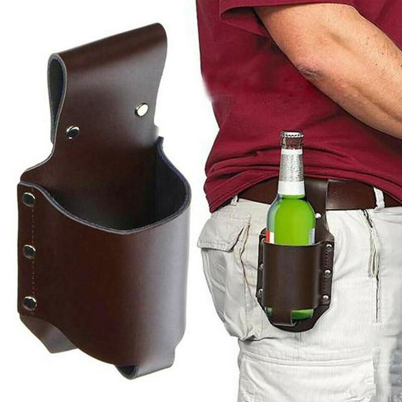Уличные поясные сумки для альпинизма, карманный ремень, Женская поясная сумка для мужчин, чехол для пивной бутылки Fanny Bag, подвесные сумки
