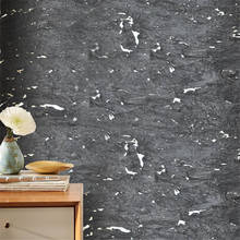 3D Wallpaper In Roll home noble Decor 2019 MY WIND Dark Black-Silver Wallpapers Luxury 100% Natural Material Safety Innocuity my dark places