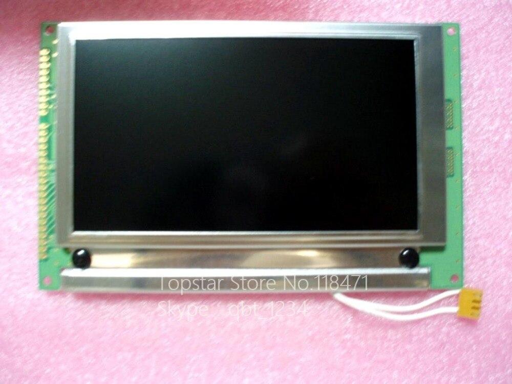 5.1 Polegada Painel STN LCD LMG7420PLFC-X 240*128 Display LCD CCFL LCD De Dados Paralela 8-bit Ssrccen Um Ano De Garantia