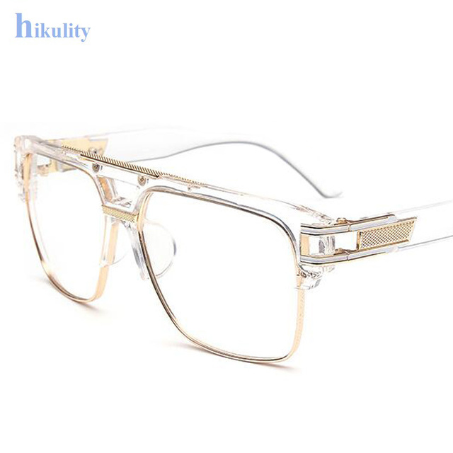 Cold Clear Glasses Men Eyewear Frames Luxury Brand Designer ...