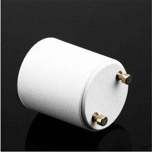 1X High Quality GU24 to E27/E26 White LED Light Lamp Bulb Adapter Holder Socket