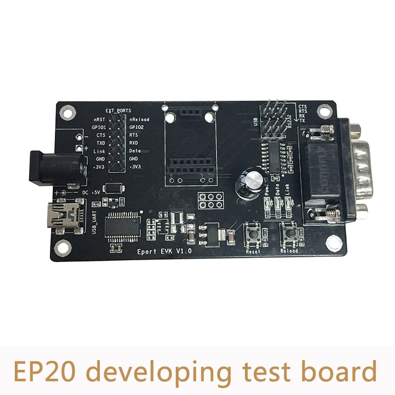 DIY Super network port EP20 Development Test Board stable performance for IOT teaching Experiment