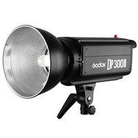 Godox DP300II 300Ws GN58 профессионального фото студии Flash Strobe Light с 2,4 г Беспроводной X Системы предлагает профессии съемки