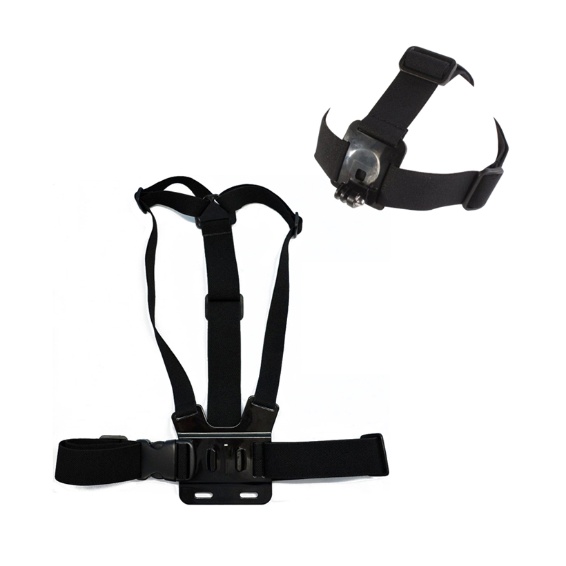 Hot Head Harness Strap Mount Chest Mount Belt Strap for Gopro HD Hero 1 2 and
