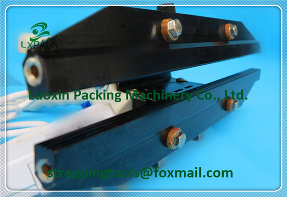LX-PACK Lowest Factory Price SEMI-AUTOMATIC FOOT SEALER Foot-Operated Impulse Sealers Foot Sealers up to 450mmLX-PACK Lowest Factory Price SEMI-AUTOMATIC FOOT SEALER Foot-Operated Impulse Sealers Foot Sealers up to 450mm