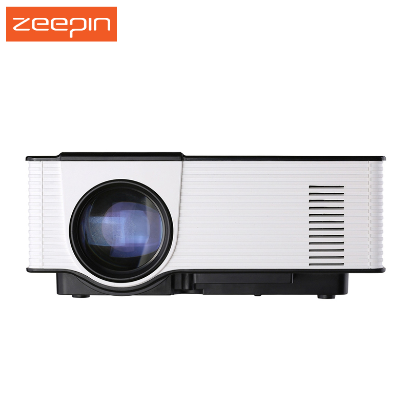 Vs314 led mini projector full hd 1500 lumens 800 x 480 for Highest lumen pocket projector