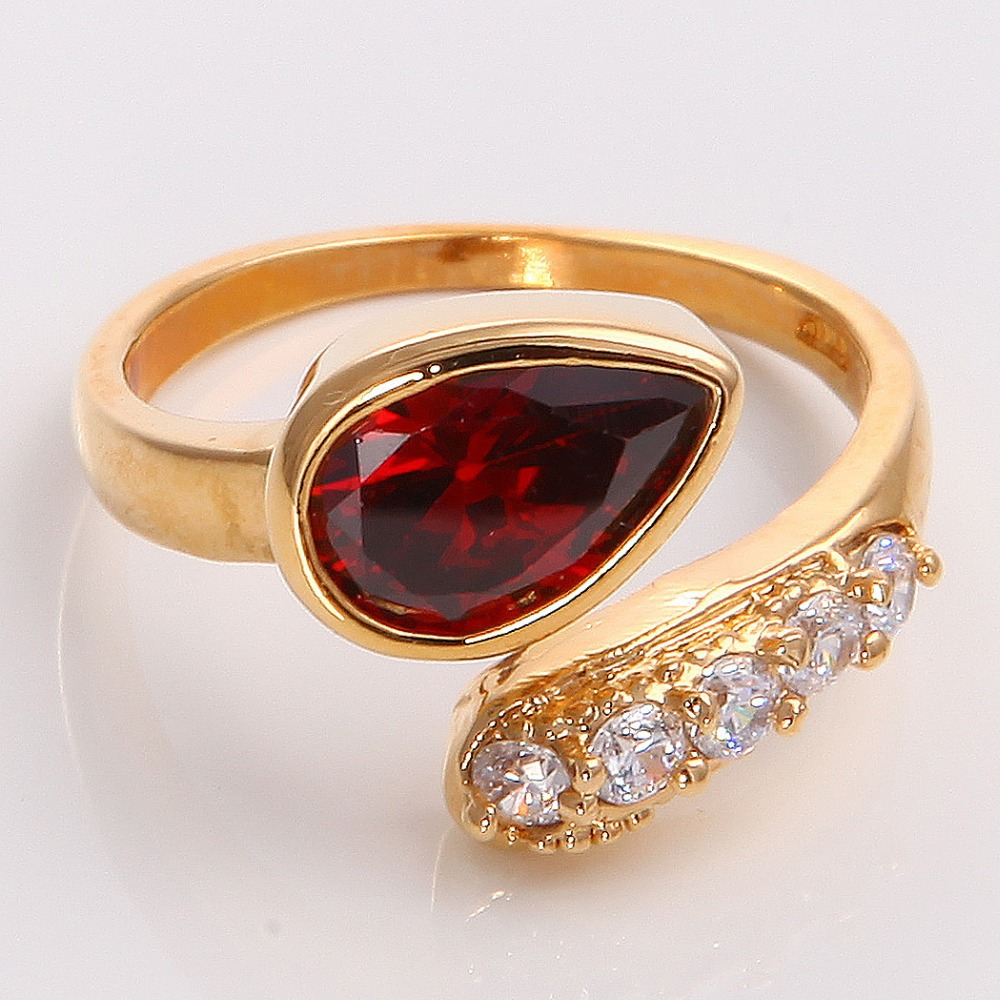 Images of jewellery kenetiks com - Jewelry Gift 14k Yellow Gold Filled Womens Ruby Ring P213 Sz7 5 Wedding Gold Rings For Women In Rings From Jewelry Accessories On Aliexpress Com Alibaba