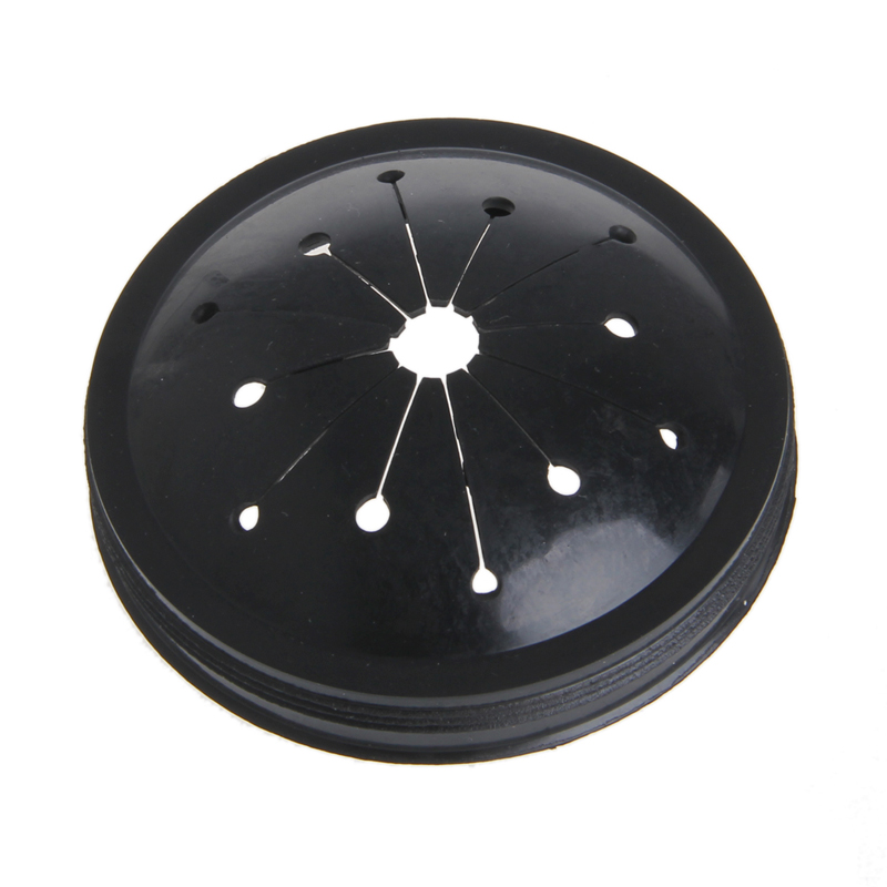 Rubber Replacement Garbage Disposal Splash Guard Waste Disposer Parts For Waste King 80mm 3.15 equipments for solid waste processing