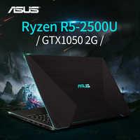 Asus YX570ZD portátil de juegos (AMD Ryzen 5 2500U/GTX1050/8GB RAM/180G SSD + 1T HDD/15,6 ''FHD) asus игровой ноутбук notebook