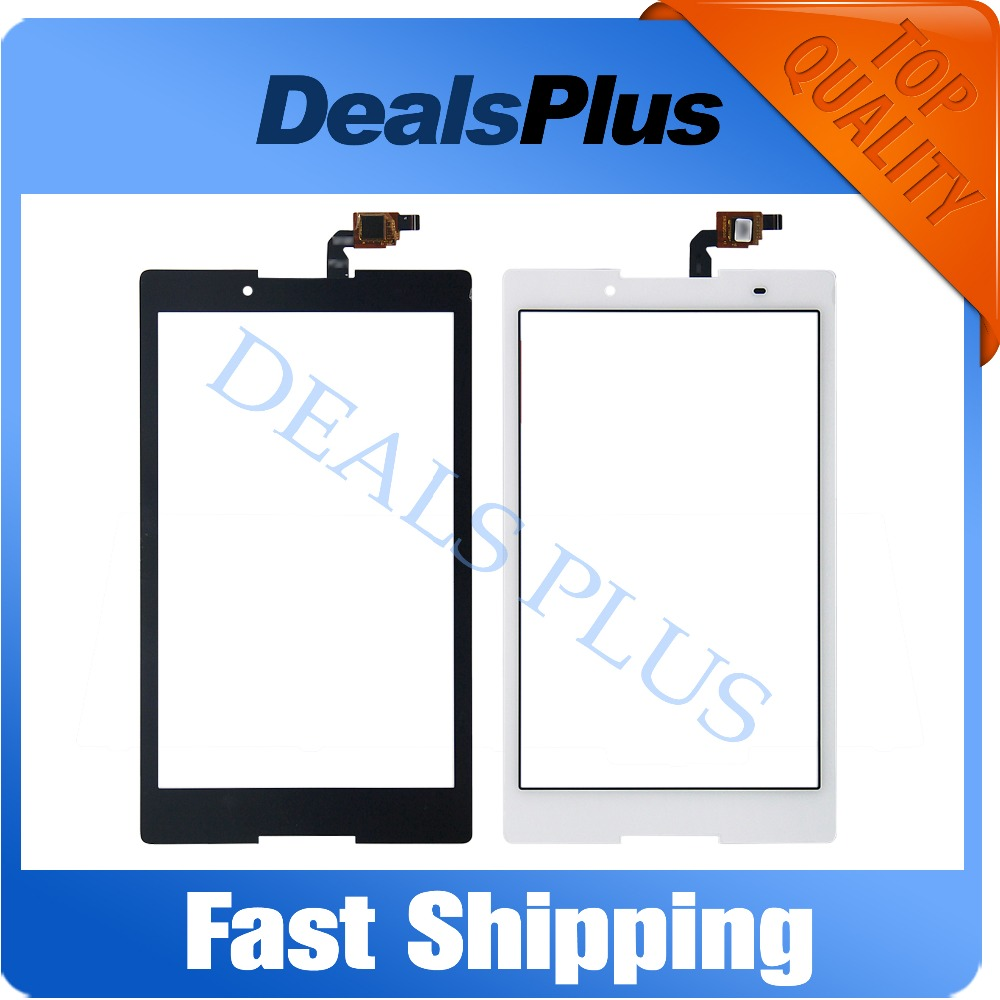 Replacement New Touch Screen Digitizer For Lenovo Tab3 Tab 3 8 850 TB3 850 TB3 850F TB3 850M 8 inch Black White|Tablet LCDs & Panels| |  - title=