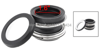 MB2-40 Ceramic Rotary Ring Rubber Bellows Pump Mechanical Seal 40mm image