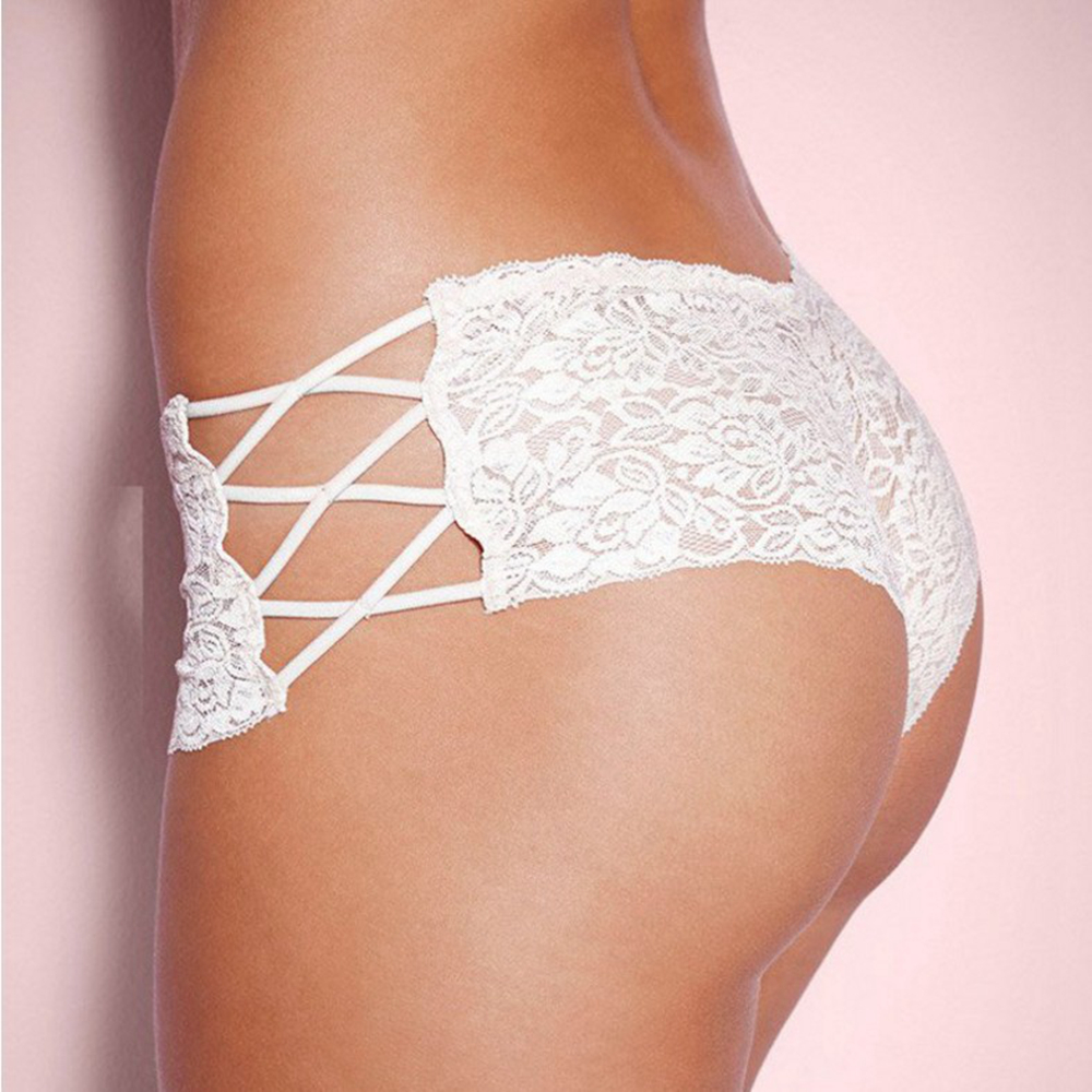 <font><b>Women</b></font> Summer Thin Lace Boyshorts <font><b>Panties</b></font> Underwear <font><b>Women</b></font> See Through <font><b>Comfortable</b></font> <font><b>Women</b></font> Female Intimates Boxers <font><b>Sexy</b></font> Underwear image