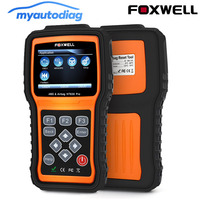 OBD 2 Auto Code Reader Scanner Tool FOXWELL NT630 Pro OBD2 Car Diagnostic Scanner Engine ABS Airbag SRS SAS Crash Data Reset