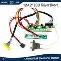 Free shipping universal Programmer lcd driver board for 12-42'' LCD TV and Laptop screen general kit