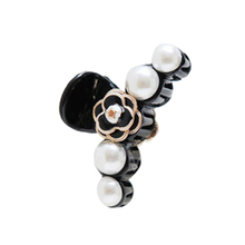 Good Deal New Fashion Women Girl Hairpin Edge Clip Hair Clip Camellia Pearl Gripper Clip Hair Accessories Barrettes Gift 1PC