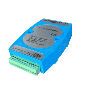 Image 2 - 8 strada isolamento K termocoppia PT100 resistenza termica di trasferimento RS485 trasmettitore modulo di acquisizione temperatura MODBUS RTU