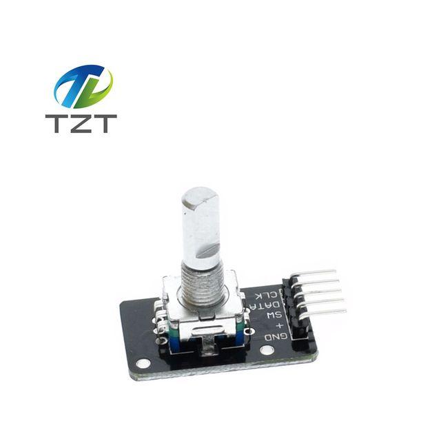 1 STÜCKE Drehgeber-modul Brick Sensorentwicklung für Dropshipping KY-040