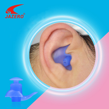 JAZERO Silicone Soft Ear Plugs Earplugs Swimming Colorful For Water Sports Accessories Comfortable