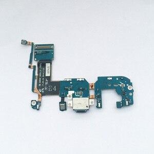 Image 4 - 5 stücke Dock Connector Aufladen Port Flex Kabel Für Samsung Galaxy S6 rand S7 S7 rand S8 plus G955F S9 plus G965F Flex Kabel Band