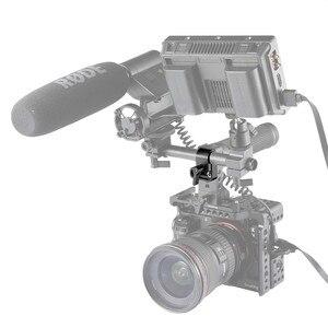 Image 5 - Smallrig 15 Mm Rod Clamp Voor Camcorder Video Diy Camera 15 Mm Rail Klem Schouder Ondersteuning Montage Accessoires 1493