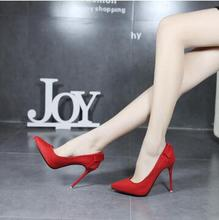New age season single documentary women shoes female high with fine with bowknot after grinding shoes pointed melting sheet
