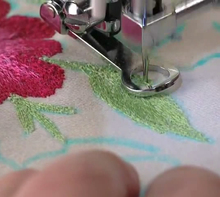 2015 new year promotion Multifunction Household Electric Sewing Accessories Round Embroidery Presser Foot