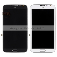 N7100 Lcd Screen HH For Sam Sung Ga Laxy Note 2 Lcd Display With Touch Screen