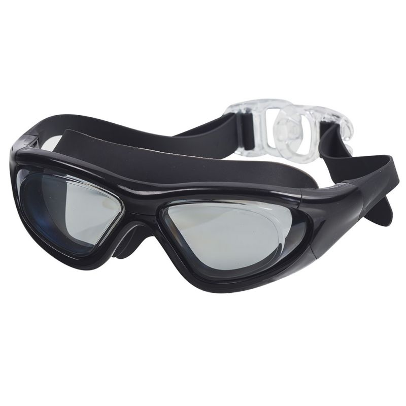 Adult Outdoor Swim Pool Adjustable Professional Swimming Goggles Large Waterproof Excellent Anti Fog Effect Wider Vision