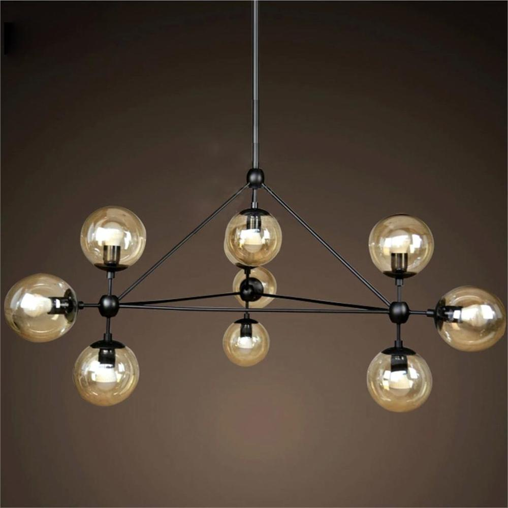 popular glass ball pendant light buy cheap glass ball pendant light lots from china glass ball. Black Bedroom Furniture Sets. Home Design Ideas
