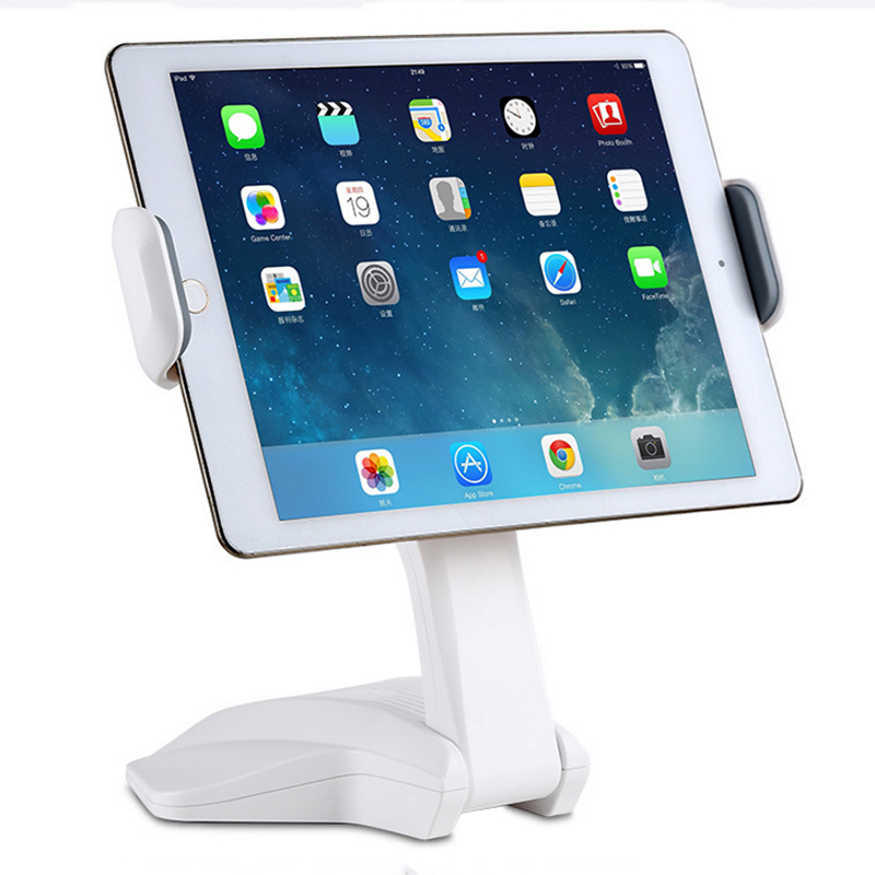 360 degree Rotating Tablet Holder Adjustable Plastic Tablet Stand for iPad iPhone Tablet Cell Phone HO01