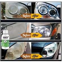 Buy Car Headlight Restoration Kit Auto Headlight Renovation Repair Agent Scratches lamp renovation agent Polishing Car Care Repair directly from merchant!