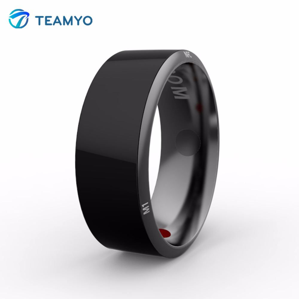 Teamyo NFC Smartphones Jakcom R3 Waterproof Smart Ring App Enabled Wearable  Technology Magic Ring for iOS Android Windows