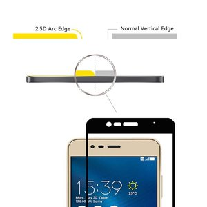 Image 5 - Full Cover Tempered Glass For ASUS Zenfone 3 MAX ZC520TL ZC520 TL ZC 520TL on max3 X008D X008 Glass Screen Protector Capa Fundas