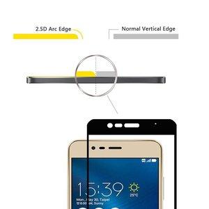 Image 5 - Volle Abdeckung Gehärtetem Glas Für ASUS Zenfone 3 MAX ZC520TL ZC520 TL ZC 520TL auf max3 X008D X008 Glas Bildschirm schutz Capa Fundas