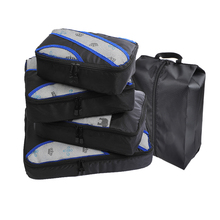 Suitcases Travel Bags Large/Big/Women/Men compression Packing Cubes Bag Luggage