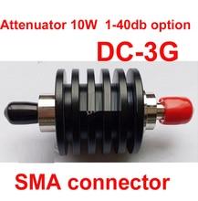 RF DC-3G connector SMA
