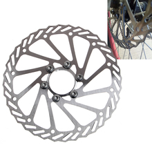 QILEJVS 160mm MTB Mountain Bike Bicycle Mechanical Disc Brake Rotor With 6 Bolts For G3