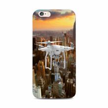 Drones Phone Case  iPhone 7 plus 4 4s 5 s 5 c 6 s for Samsung S5 S4 S6 S7edge