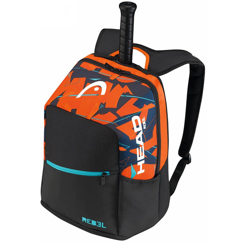 2017 Newest Head Murray Tennis Backpack Badminton Rackets Shoulder Bag Sports Bag Sport Backpack With 2-3 Pieces Rackets In