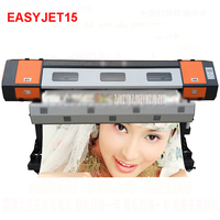EASYJET15 Large Format Plotter 152cm Outdoor Eco Solvent Printer 220V 1500W 7 Square Meters H Print