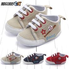 Summer Newborn Baby Shoes Soft Crib 0-6 7-12 13-18 Month Children Infant Boys Girls Casual First Walker Prewalker