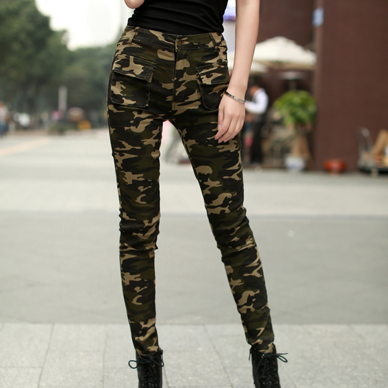 Aliexpress.com : Buy 2016Spring Autumn Women Army Pants ...