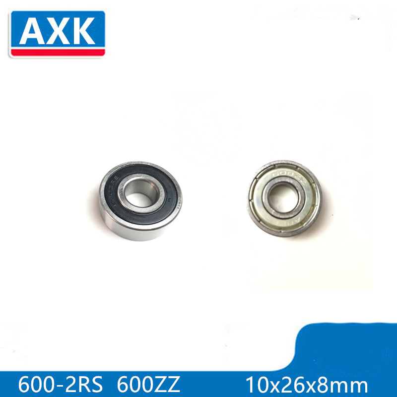10PC 6000ZZ Bearing 10x26x8 mm ABEC-5 Shielded 6000 Z ZZ Ball Bearings 6000-2Z