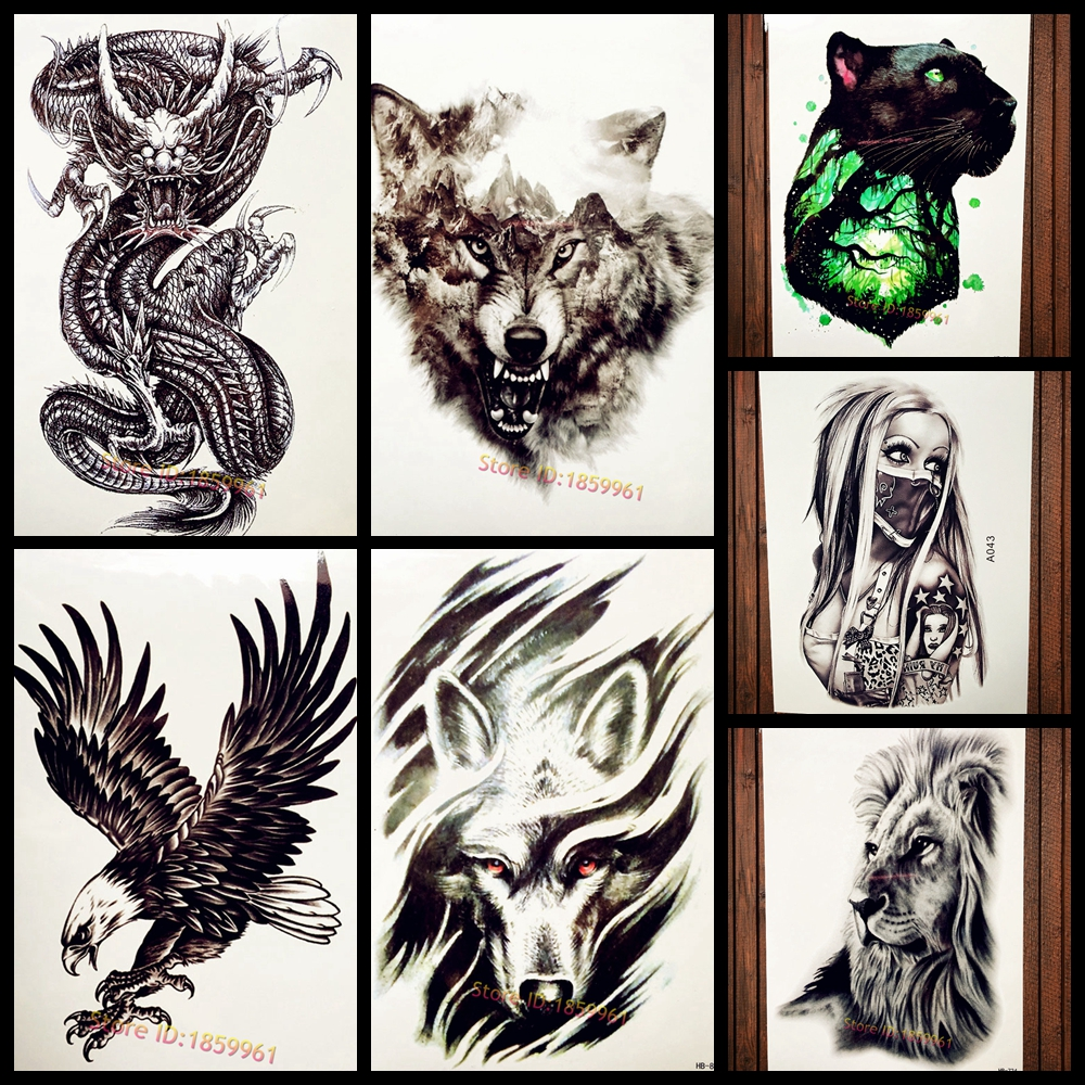 Popular chinese temporary tattoos buy cheap chinese for Black ball tattoo