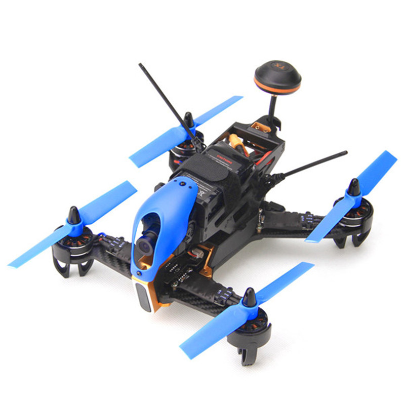 F18851/5 Walkera F210 3D Edition 2.4G 120 Degree HD Camera F3 3D Knocking Down FPV Wall Racing Drone with OSD BNF/RTF Quadcopter jmt leader 120 120mm carbon fiber diy mini fpv racing quadcopter receiver drone camera osd f3 brushless bnf combo set
