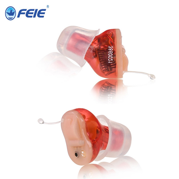 Powerful Wireless In Ear Earphone Invisible Digital CIC Hearing aids for seniors S-15A Feie Medical products free shipping dwight spivey ipad for seniors for dummies