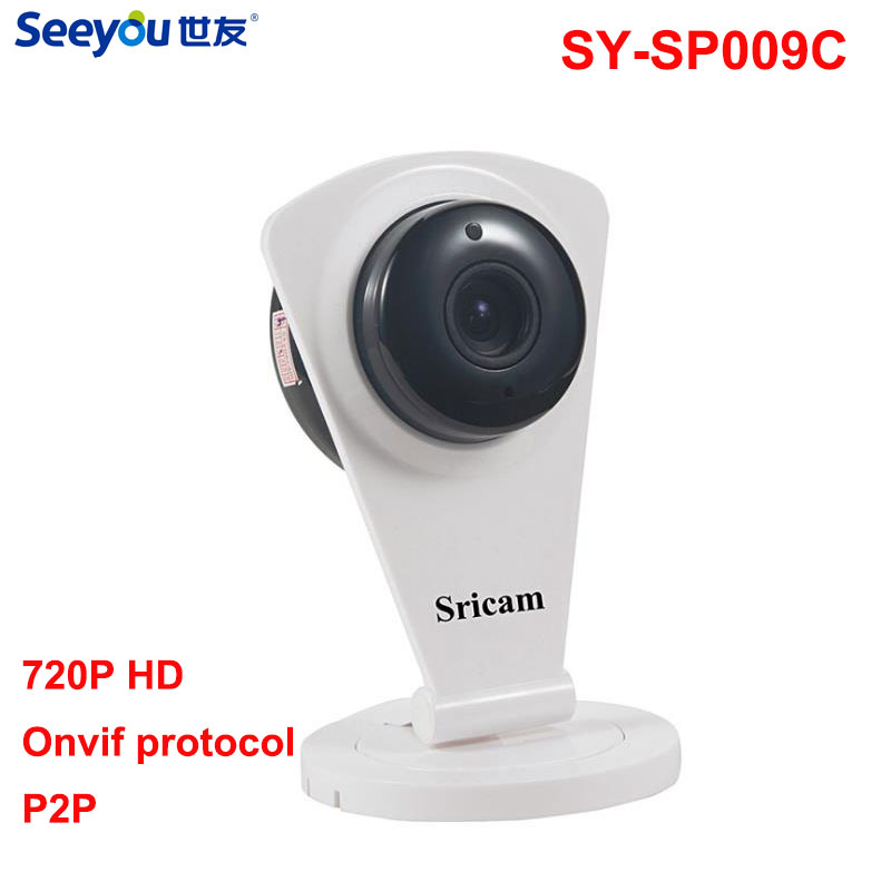 Seeyou Home Security IP Camera 720P Wireless Smart WiFi Surveillance Camera Audio Record Surveillance Baby Monitor HD SP009C home security ip camera wireless smart wifi audio record surveillance baby monitor hd 720 1080p mini camera intenergic